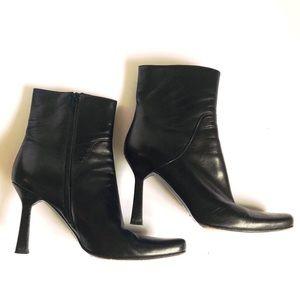 Via Spiga Italian leather ankle boots